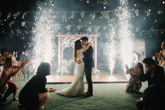 The Journey of Dennis & Diana - Part Two by Lumbung Catering - 025