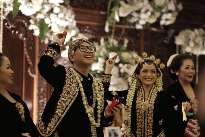 Arini & Ariel Wedding by Hotel Borobudur Jakarta - 012