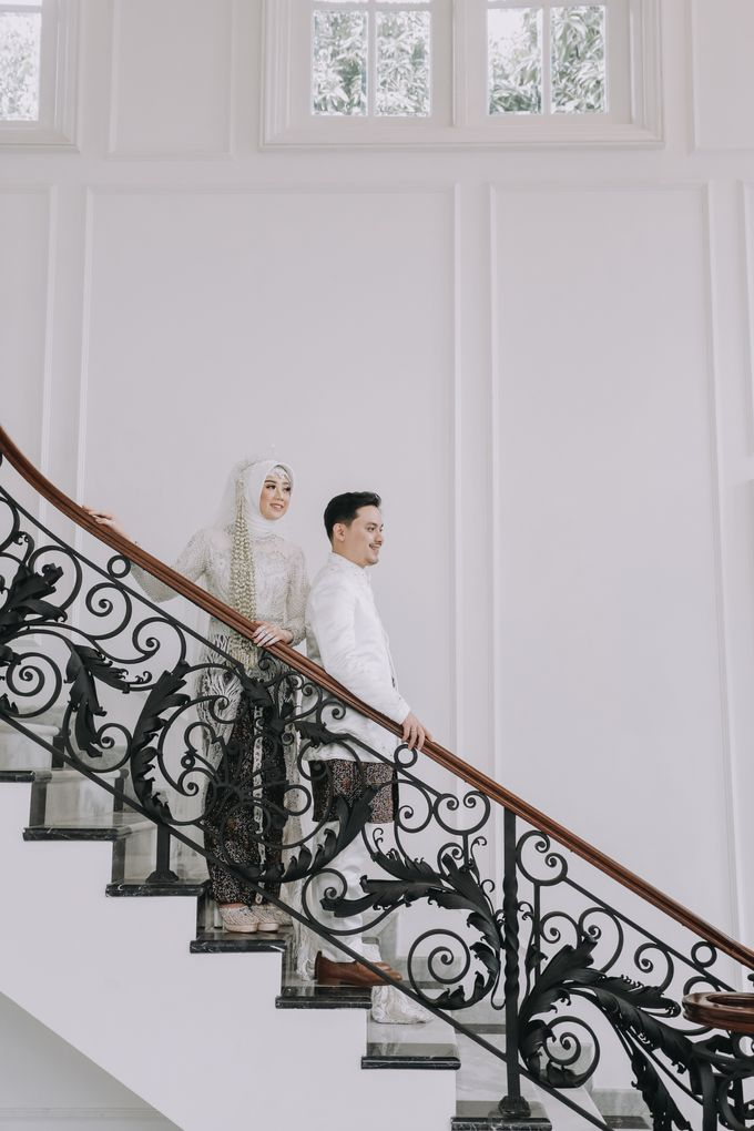 Mira & Yurian Wedding at The Manor Andara by Mirza Photography - 015