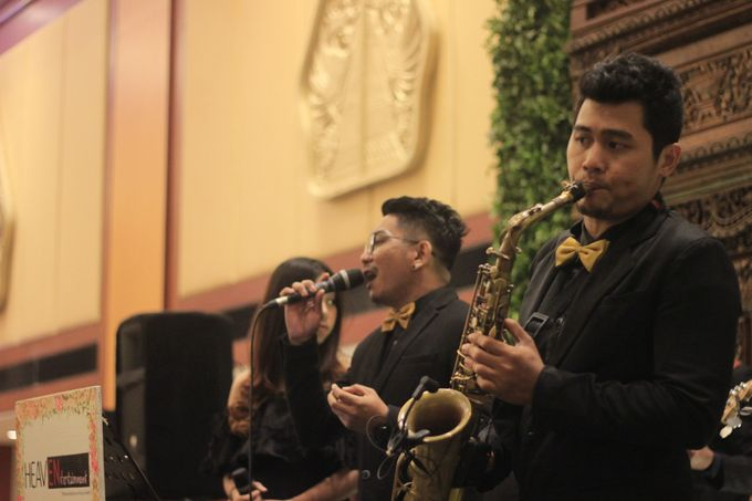 Acoustic Wedding Band by HEAVEN ENTERTAINMENT - 004
