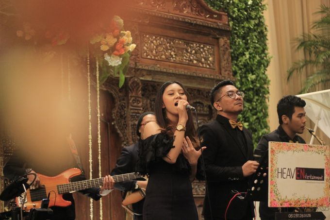 Acoustic Wedding Band by HEAVEN ENTERTAINMENT - 002