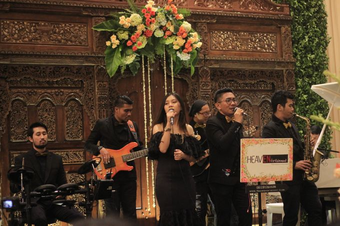 Acoustic Wedding Band by HEAVEN ENTERTAINMENT - 003