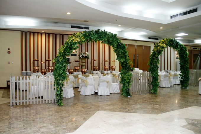 yoga & riva decoration by Our Wedding & Event Organizer - 010