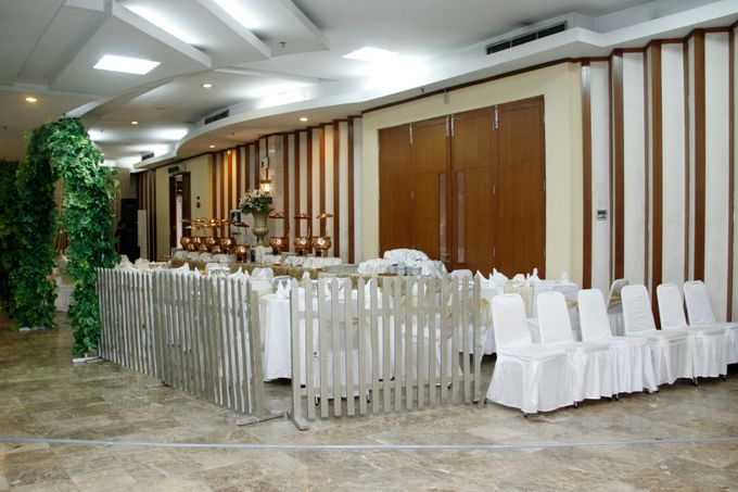 yoga & riva decoration by Our Wedding & Event Organizer - 013
