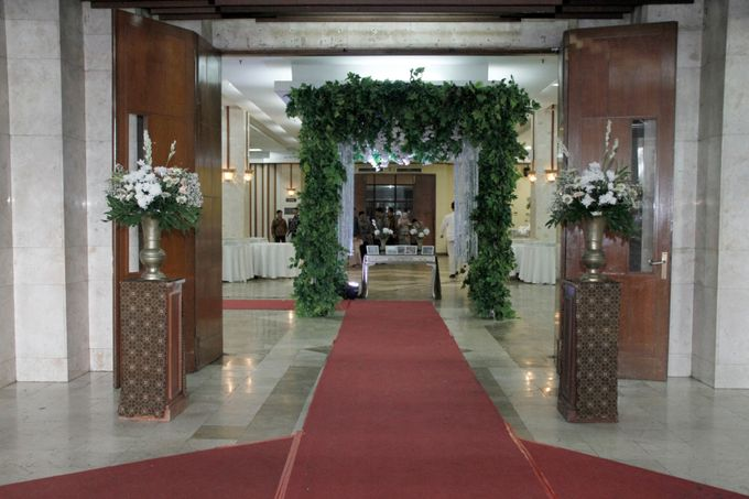yoga & riva decoration by Our Wedding & Event Organizer - 015