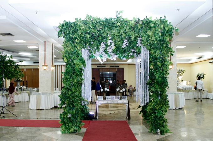 yoga & riva decoration by Our Wedding & Event Organizer - 017