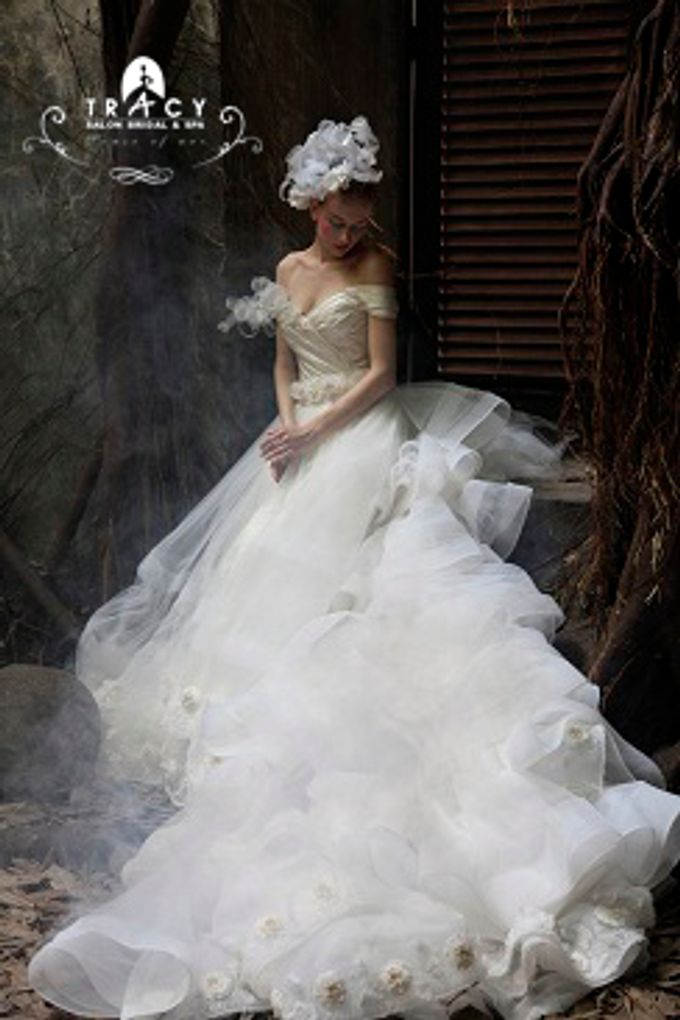 New Collection 2014 by Tracy Bridal House - 001