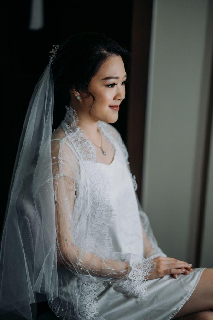 Bali Wedding of Dennis & Megan by Lentera Wedding - 007