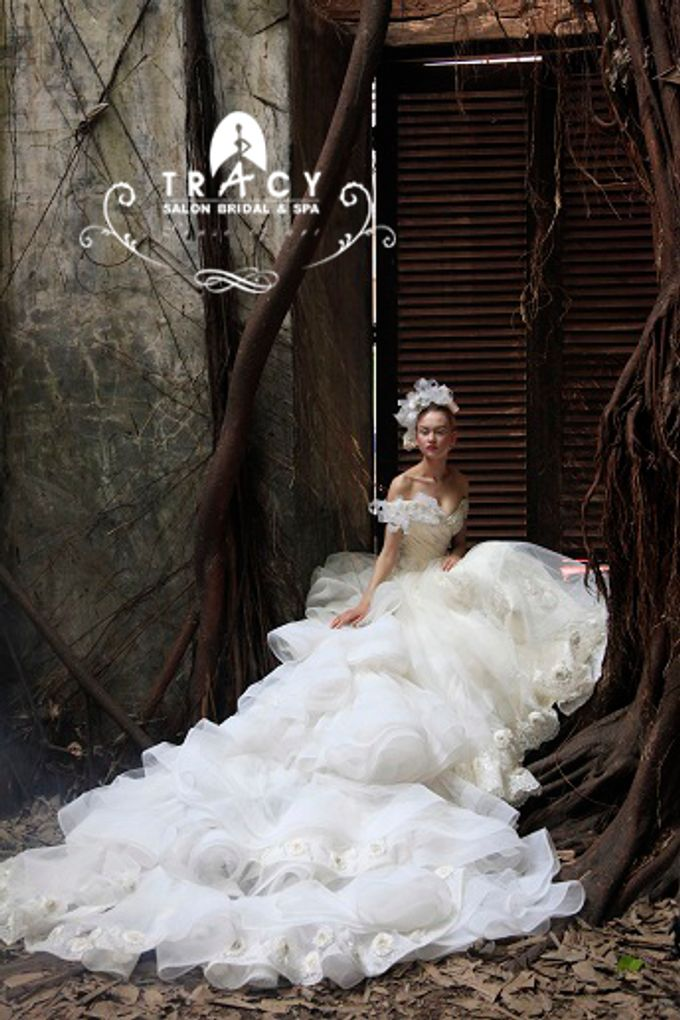 New Collection 2014 by Tracy Bridal House - 002