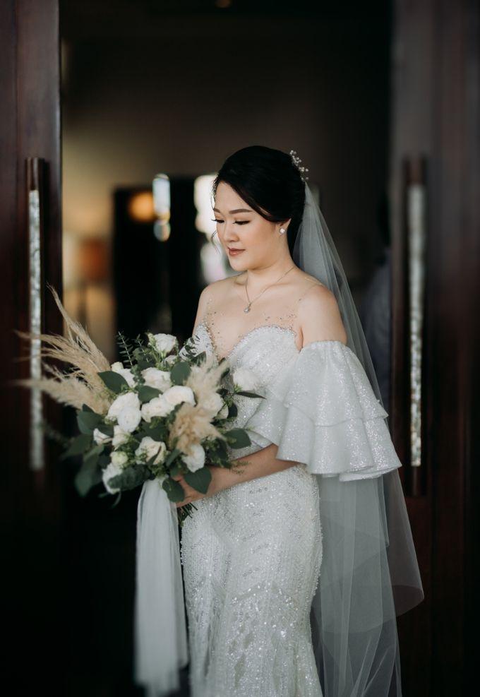 Bali Wedding of Dennis & Megan by Lentera Wedding - 008