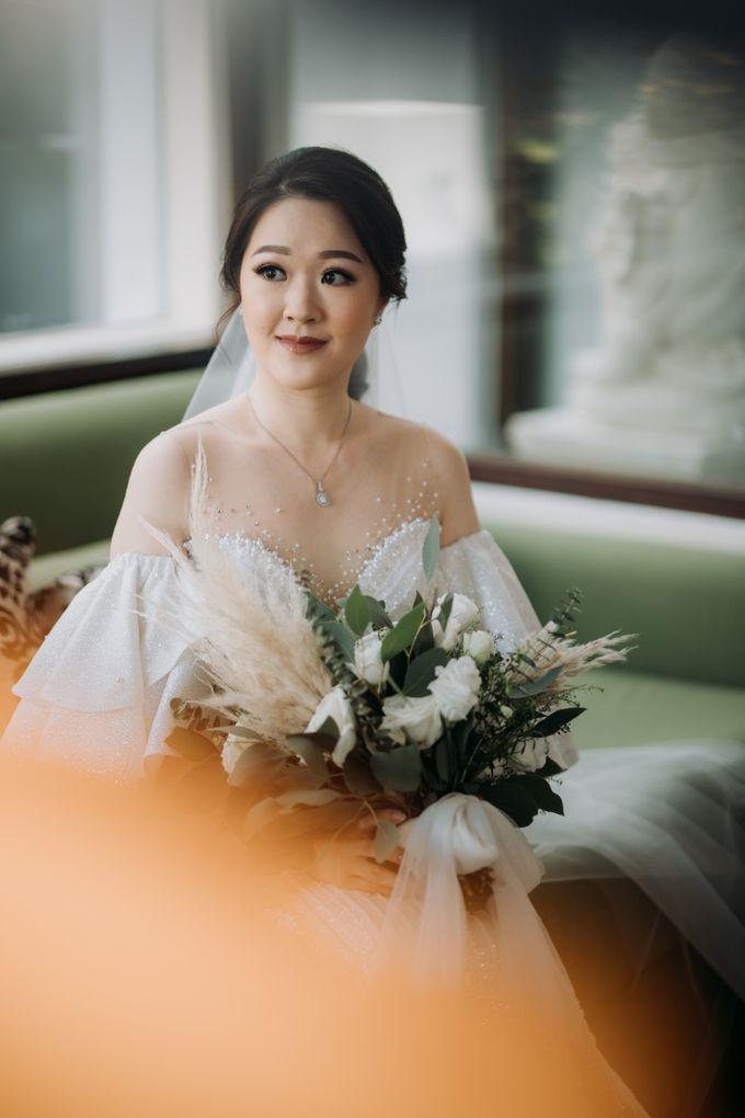 Bali Wedding of Dennis & Megan by Lentera Wedding - 009