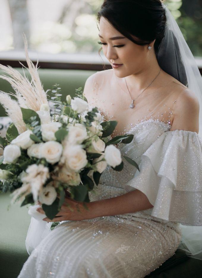 Bali Wedding of Dennis & Megan by Lentera Wedding - 010