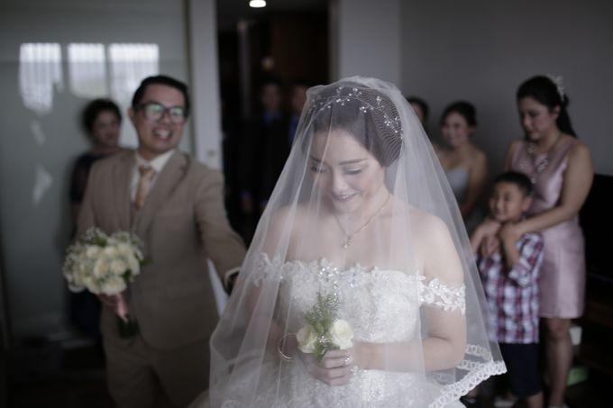 Wedding Of Alfandi & Novia by JWP Wedding - 002