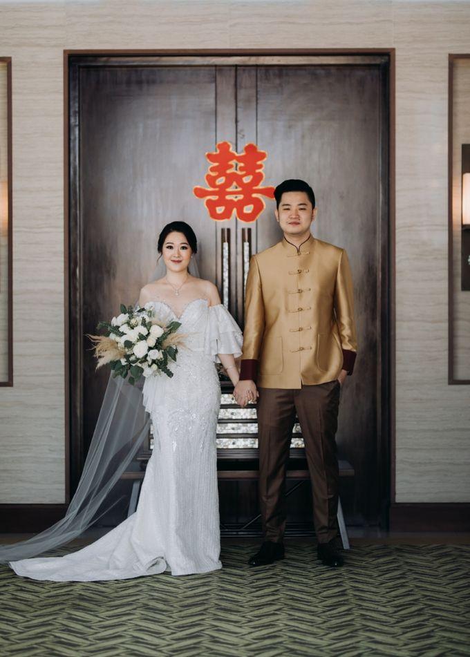 Bali Wedding of Dennis & Megan by Lentera Wedding - 011