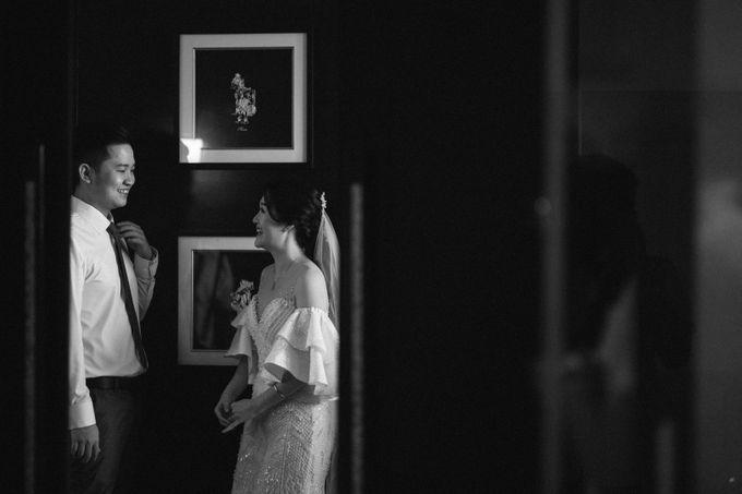 Bali Wedding of Dennis & Megan by Lentera Wedding - 012