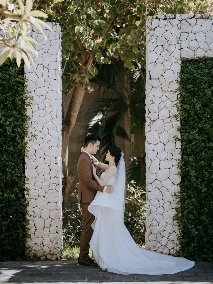 Bali Wedding of Dennis & Megan by Lentera Wedding - 016