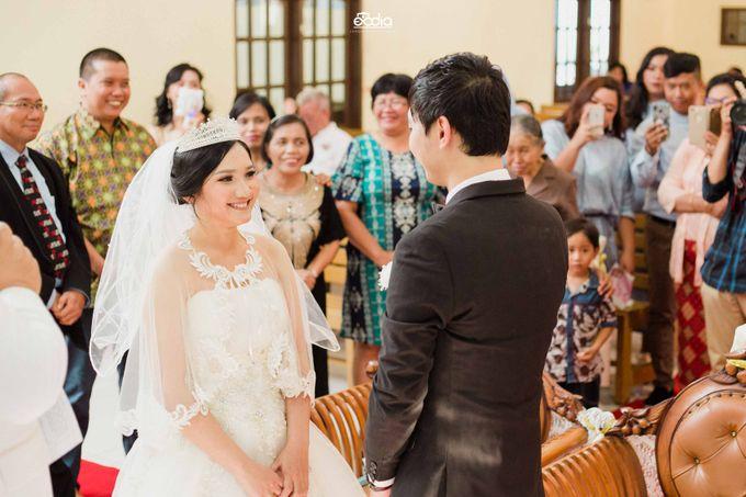 Wedding Debby & Gerry by Exodia Photography - 021