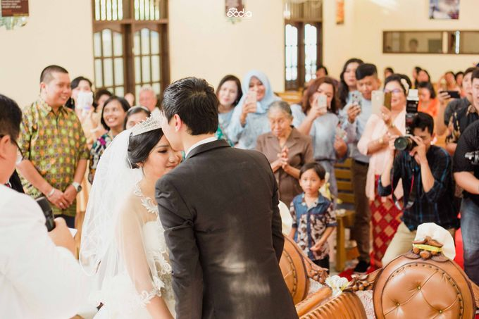 Wedding Debby & Gerry by Exodia Photography - 022