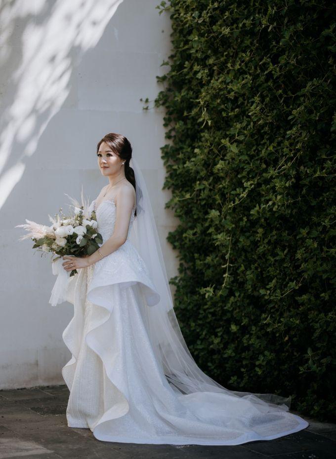 Bali Wedding of Dennis & Megan by Lentera Wedding - 017
