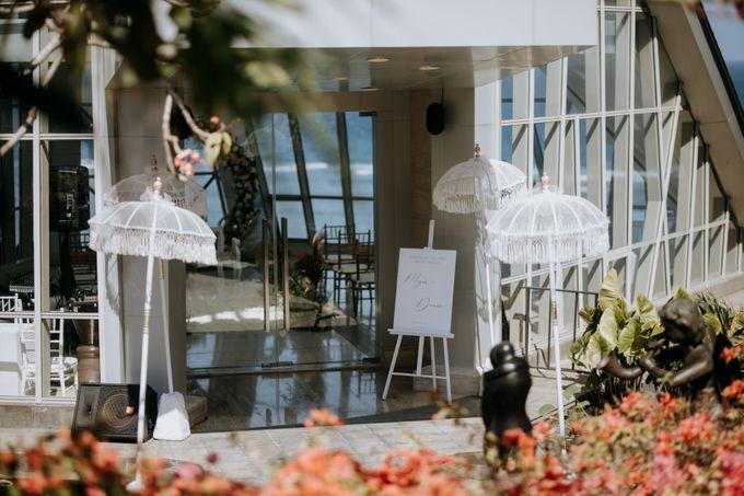 Bali Wedding of Dennis & Megan by Lentera Wedding - 018