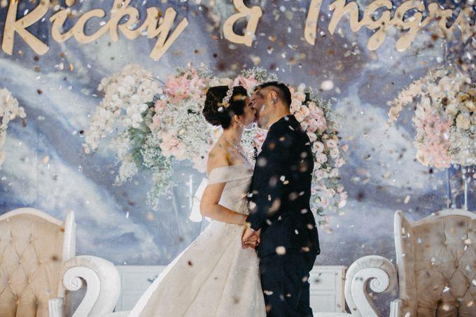Weddingday Ricky & Inggrid by Topoto - 002