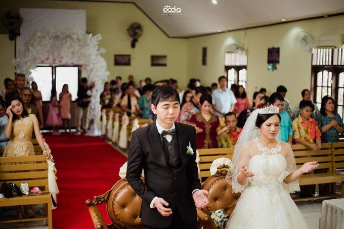 Wedding Debby & Gerry by Exodia Photography - 024