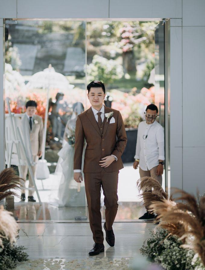 Bali Wedding of Dennis & Megan by Lentera Wedding - 019