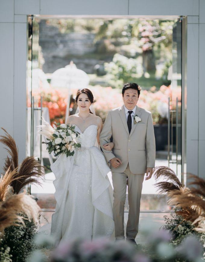 Bali Wedding of Dennis & Megan by Lentera Wedding - 020