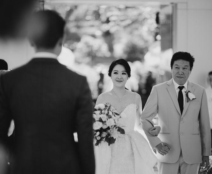 Bali Wedding of Dennis & Megan by Lentera Wedding - 021