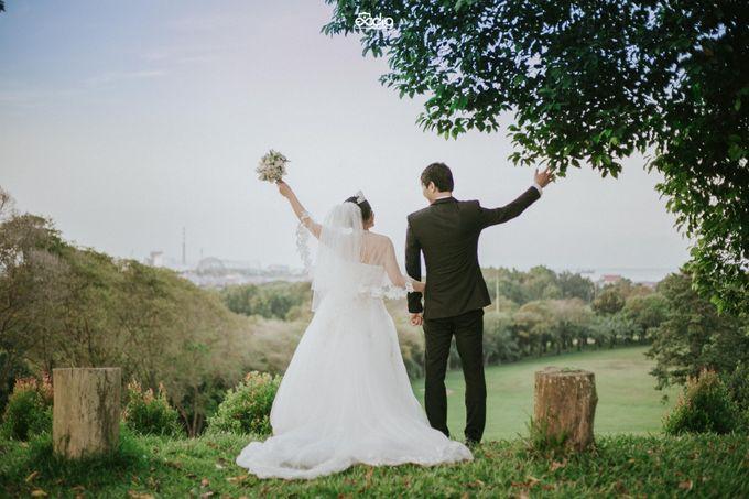 Wedding Debby & Gerry by Exodia Photography - 034