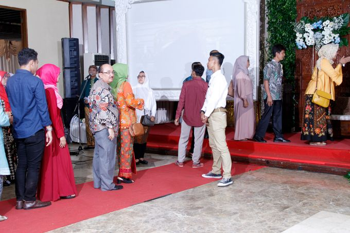 our team from the wedding of yoga & riva wedding by Our Wedding & Event Organizer - 032