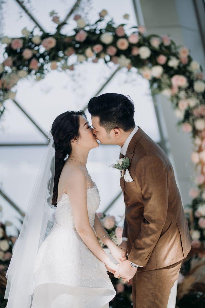 Bali Wedding of Dennis & Megan by Lentera Wedding - 023