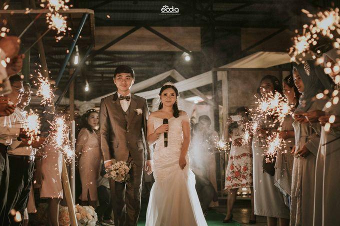 Wedding Debby & Gerry by Exodia Photography - 036