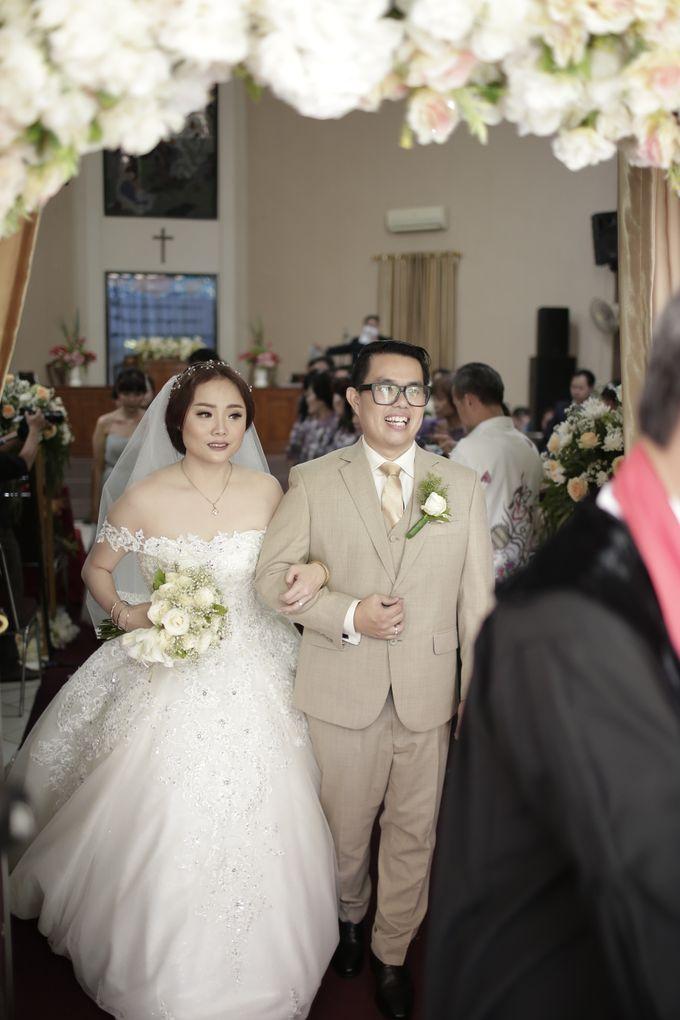 Wedding Of Alfandi & Novia by JWP Wedding - 004