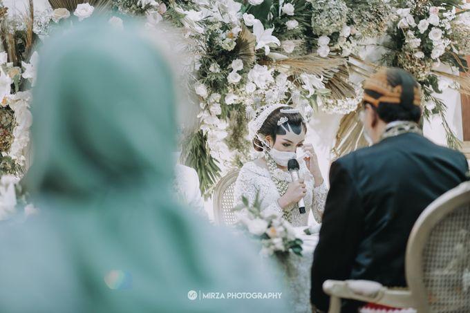 Vania & Febri Wedding at Pondok Indah Golf by Mirza Photography - 011