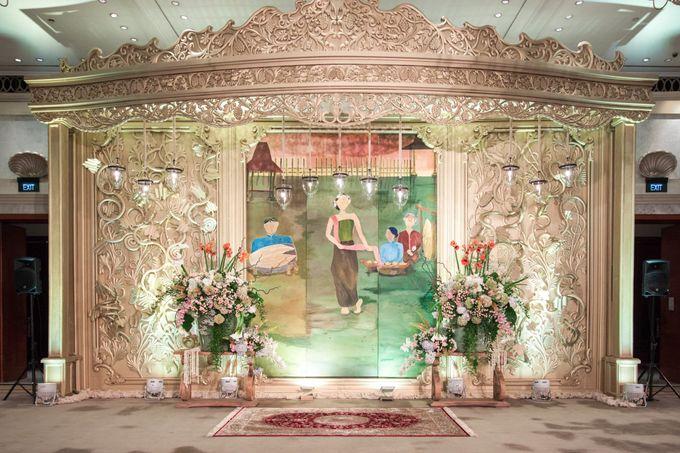 A WEDDING AT DHARMAWANGSA by AIRY - 005