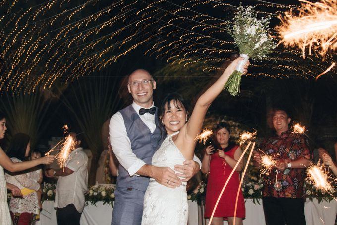 Thomas & Ling Wedding Ceremony&Reception by Bali Becik Wedding - 007