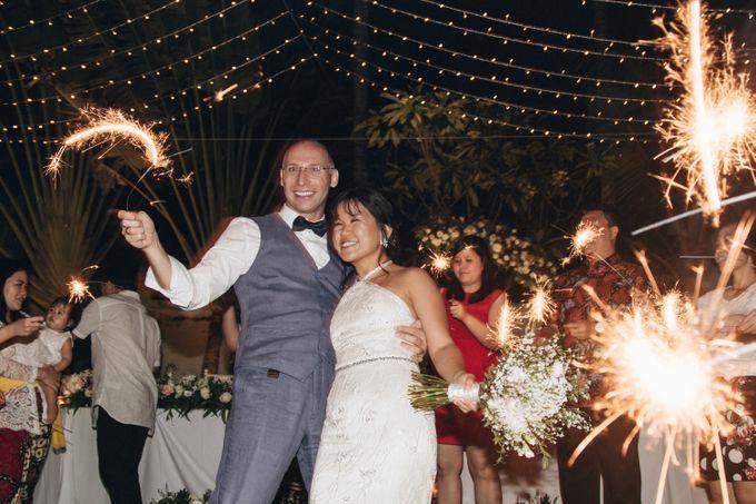 Thomas & Ling Wedding Ceremony&Reception by Bali Becik Wedding - 010