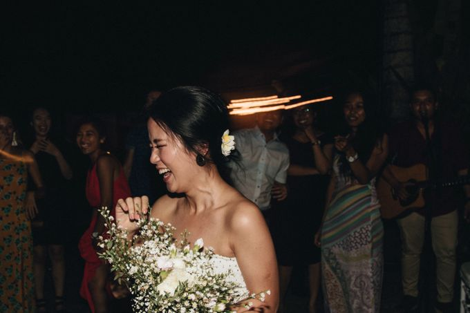 Thomas & Ling Wedding Ceremony&Reception by Bali Becik Wedding - 004