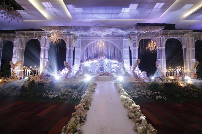 The Wedding Of Sinta Fildo by Eden Design - 002