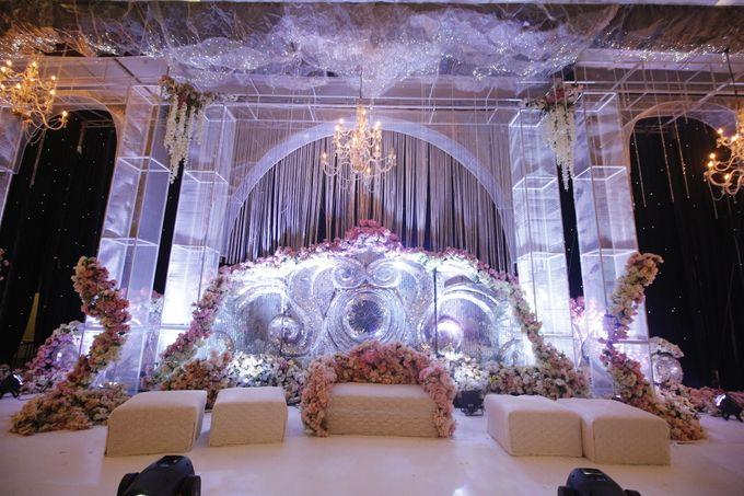 The Wedding Of Sinta Fildo by Eden Design - 003