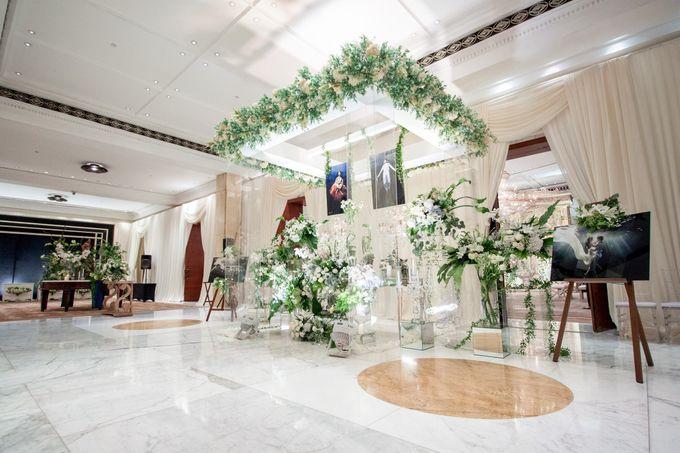A WEDDING AT DHARMAWANGSA by AIRY - 001