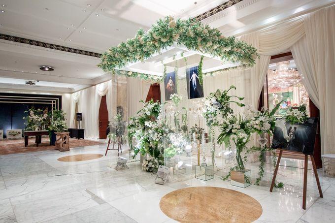 A WEDDING AT DHARMAWANGSA by AIRY - 008