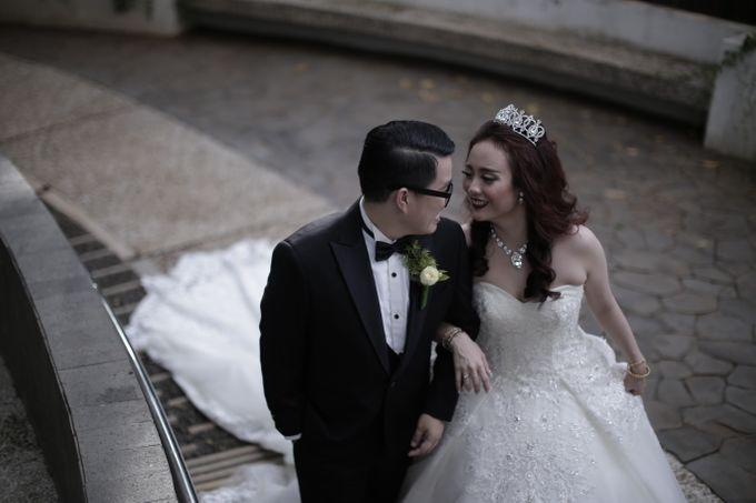 Wedding Of Alfandi & Novia by JWP Wedding - 005