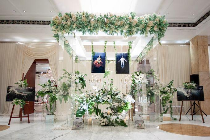 A WEDDING AT DHARMAWANGSA by AIRY - 009