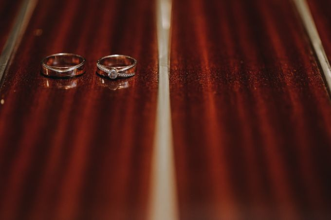 Genoveva & Jeremiah Wedding at The Avani BSD by Mirza Photography - 015