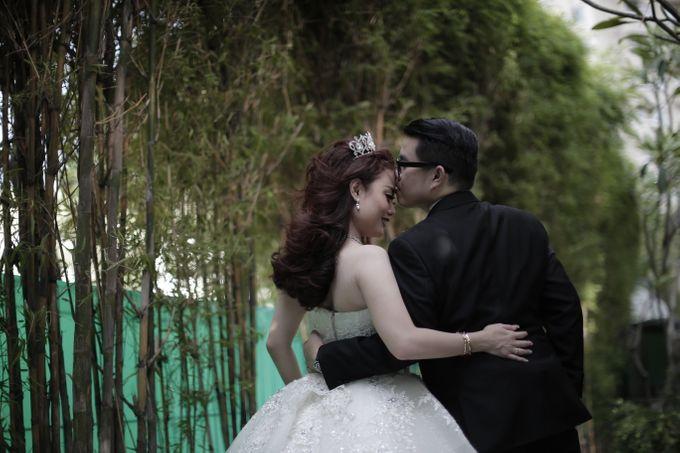 Wedding Of Alfandi & Novia by JWP Wedding - 006