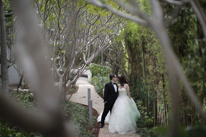 Wedding Of Alfandi & Novia by JWP Wedding - 007