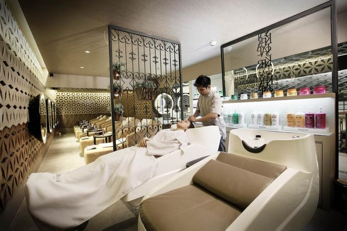 Kota Kasablanka by Irwan Team Hairdesign - 004