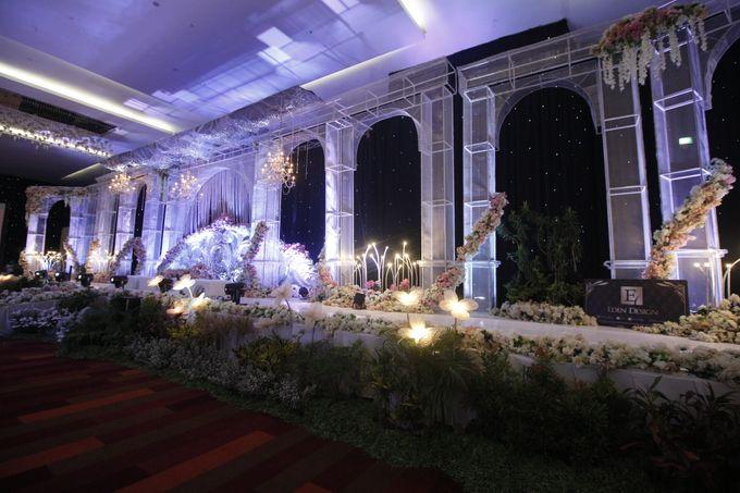 The Wedding Of Sinta Fildo by Eden Design - 005